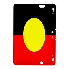 Flag Of Australian Aborigines Kindle Fire Hdx 8 9  Hardshell Case