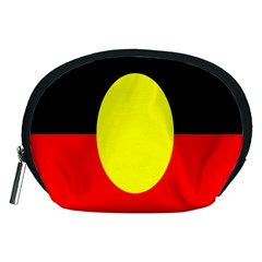 Flag Of Australian Aborigines Accessory Pouches (medium)