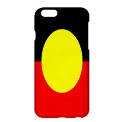 Flag Of Australian Aborigines Apple Iphone 6 Plus/6s Plus Hardshell Case