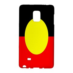 Flag Of Australian Aborigines Galaxy Note Edge