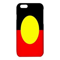 Flag Of Australian Aborigines iPhone 6/6S TPU Case