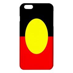 Flag Of Australian Aborigines iPhone 6 Plus/6S Plus TPU Case