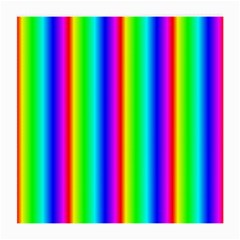 Rainbow Gradient Medium Glasses Cloth (2-Side)