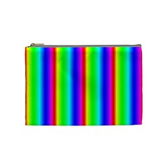 Rainbow Gradient Cosmetic Bag (medium)