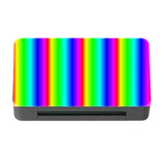 Rainbow Gradient Memory Card Reader with CF