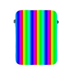 Rainbow Gradient Apple Ipad 2/3/4 Protective Soft Cases
