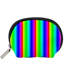 Rainbow Gradient Accessory Pouches (small)