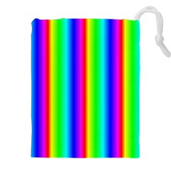 Rainbow Gradient Drawstring Pouches (xxl)