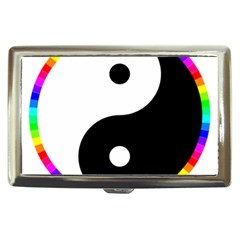 Rainbow Around Yinyang Cigarette Money Cases