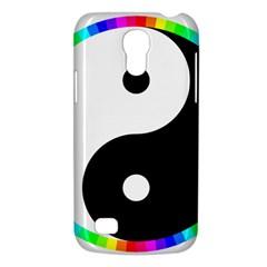 Rainbow Around Yinyang Galaxy S4 Mini