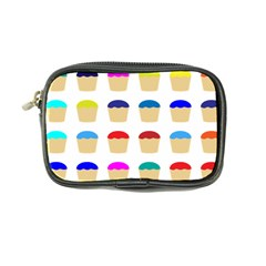 Colorful Cupcakes Pattern Coin Purse