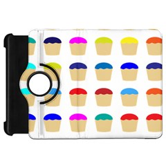 Colorful Cupcakes Pattern Kindle Fire Hd 7