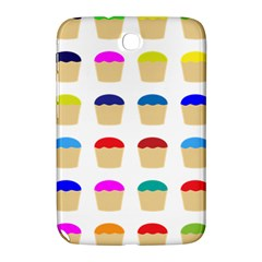 Colorful Cupcakes Pattern Samsung Galaxy Note 8 0 N5100 Hardshell Case