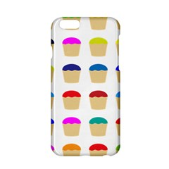 Colorful Cupcakes Pattern Apple Iphone 6/6s Hardshell Case