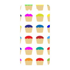 Colorful Cupcakes Pattern Samsung Galaxy Alpha Hardshell Back Case
