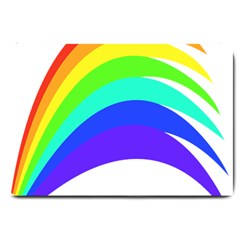 Rainbow Large Doormat