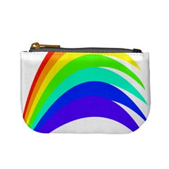 Rainbow Mini Coin Purses