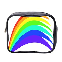 Rainbow Mini Toiletries Bag 2 Side
