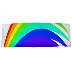 Rainbow Body Pillow Case Dakimakura (two Sides)