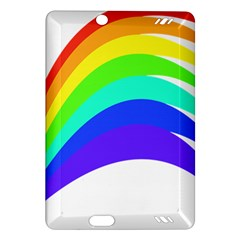 Rainbow Amazon Kindle Fire Hd (2013) Hardshell Case