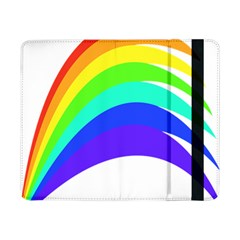 Rainbow Samsung Galaxy Tab Pro 8 4  Flip Case