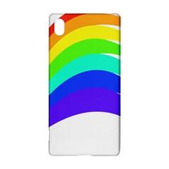 Rainbow Sony Xperia Z3+