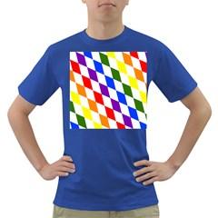 Rainbow Flag Bavaria Dark T-Shirt