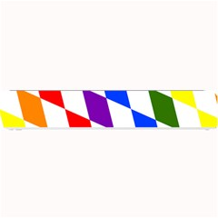 Rainbow Flag Bavaria Small Bar Mats