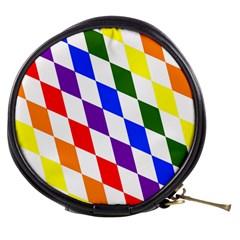 Rainbow Flag Bavaria Mini Makeup Bags