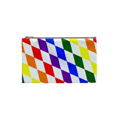 Rainbow Flag Bavaria Cosmetic Bag (small)