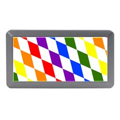 Rainbow Flag Bavaria Memory Card Reader (mini)