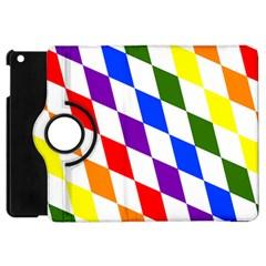 Rainbow Flag Bavaria Apple Ipad Mini Flip 360 Case