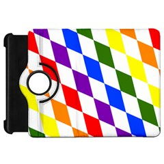Rainbow Flag Bavaria Kindle Fire HD 7