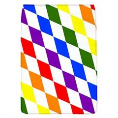 Rainbow Flag Bavaria Flap Covers (l)