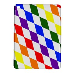 Rainbow Flag Bavaria iPad Air 2 Hardshell Cases