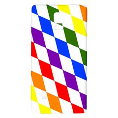 Rainbow Flag Bavaria Galaxy Note 4 Back Case