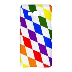 Rainbow Flag Bavaria Samsung Galaxy A5 Hardshell Case
