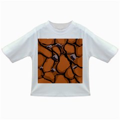 Seamless Dirt Texture Infant/Toddler T-Shirts