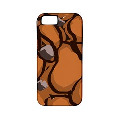 Seamless Dirt Texture Apple iPhone 5 Classic Hardshell Case (PC+Silicone)