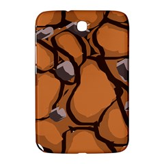 Seamless Dirt Texture Samsung Galaxy Note 8 0 N5100 Hardshell Case