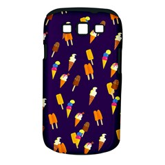 Seamless Ice Cream Pattern Samsung Galaxy S Iii Classic Hardshell Case (pc+silicone)