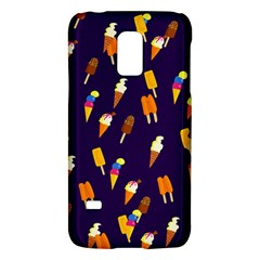 Seamless Ice Cream Pattern Galaxy S5 Mini