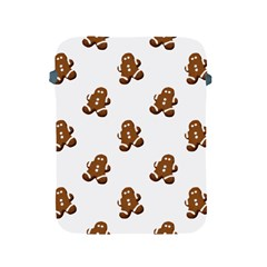 Gingerbread Seamless Pattern Apple Ipad 2/3/4 Protective Soft Cases