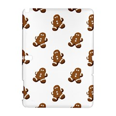 Gingerbread Seamless Pattern Galaxy Note 1