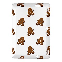 Gingerbread Seamless Pattern Kindle Fire Hdx 8 9  Hardshell Case