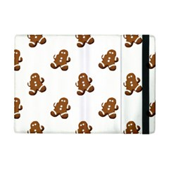 Gingerbread Seamless Pattern Ipad Mini 2 Flip Cases