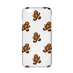 Gingerbread Seamless Pattern Apple Iphone 6/6s Hardshell Case