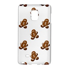 Gingerbread Seamless Pattern Galaxy Note Edge