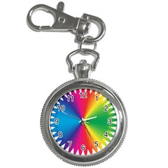 Rainbow Seal Re Imagined Key Chain Watches