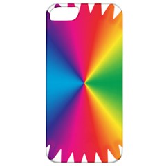 Rainbow Seal Re Imagined Apple iPhone 5 Classic Hardshell Case